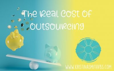The REAL cost of outsourcing…